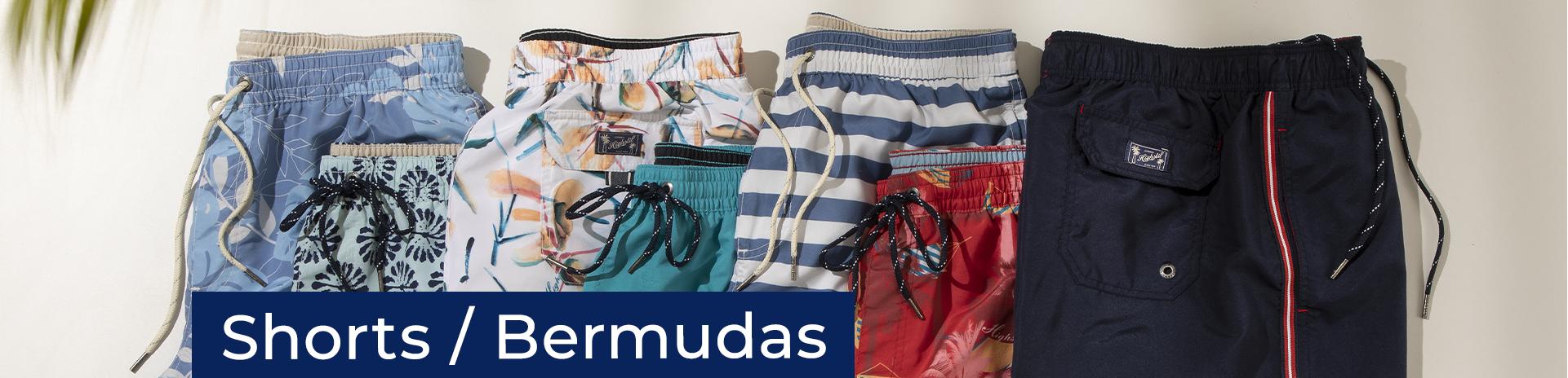 Banner Shorts / Bermudas